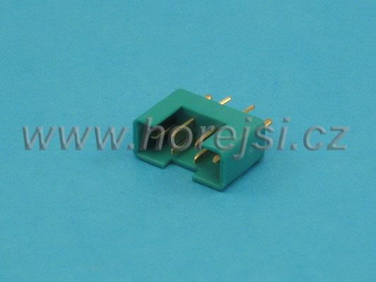 Konektor MPX 6 kolík samec