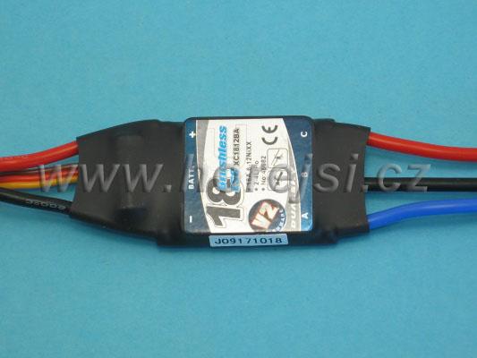 Reg. Xcontroller XC1812BA V2(18A)
