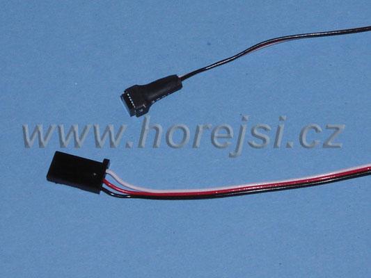 E-logger sonda otáčkoměru optická