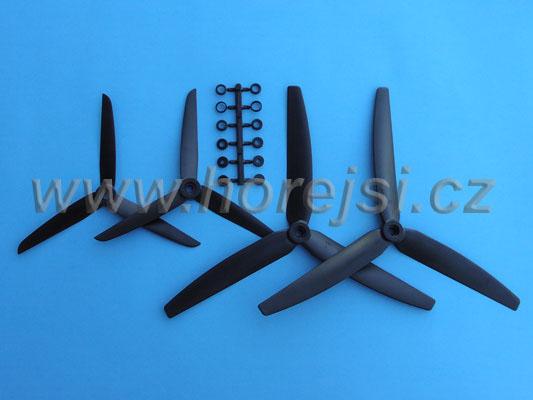 Vrtule GWS 8 x 4-3 R (levá)