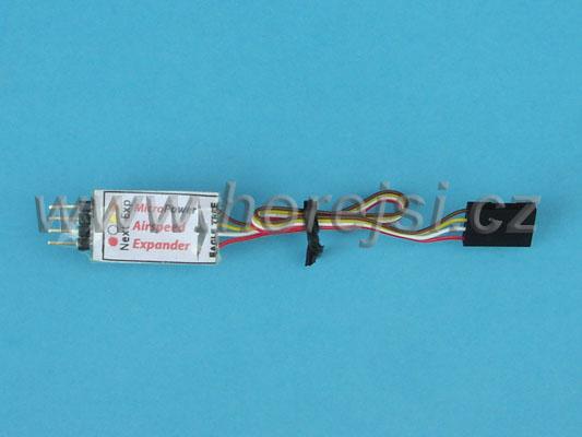 E-logger sonda rychloměru