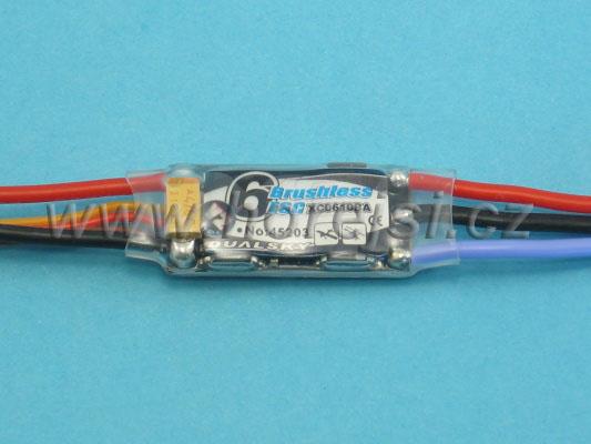 Reg. Xcontroller XC0610BA V2(6A)