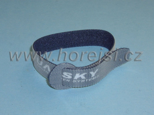 Suchý zip páska 208 mm (5 ks)