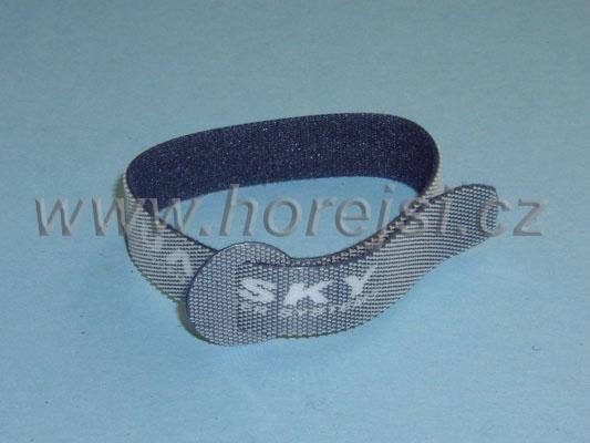 Suchý zip páska 263 mm (5 ks)