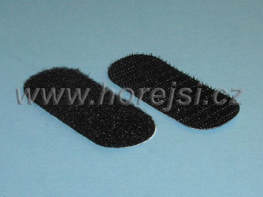 Suchý zip 50x30 mm (5 ks)