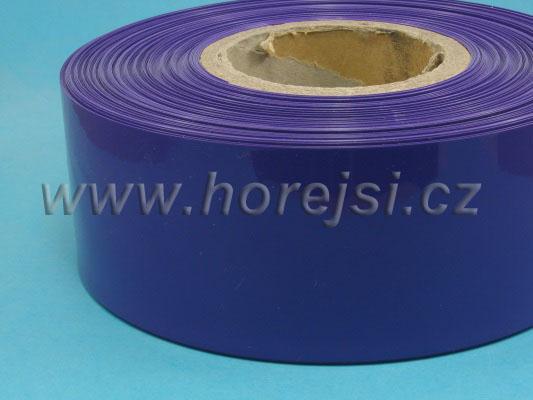 Smšť. bužírka 70 mm fialová