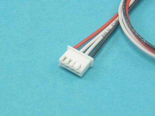 Konektor JST-XH 3S dutinky