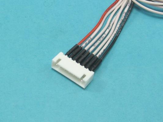 Konektor JST-XH 6S kolíky
