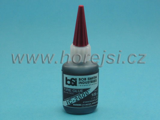 IC-2000 RUBBER TOUGH CA 1/2 oz