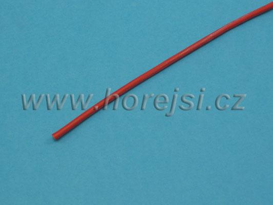 Kabel SIL 1,5 červený