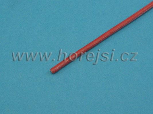 Kabel SIL 2,5 červený