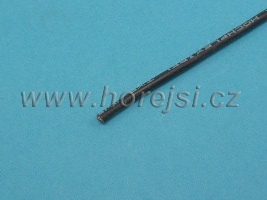 Kabel SIL 2,5 černý