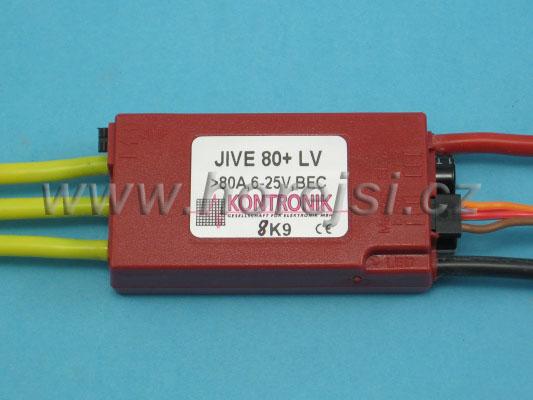 Kontronik JIVE 80+ LV