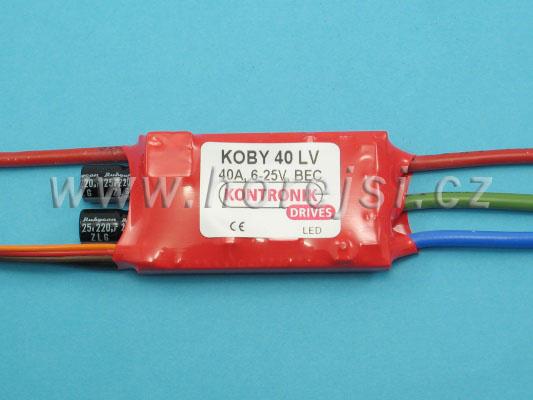 Kontronik KOBY 40 LV