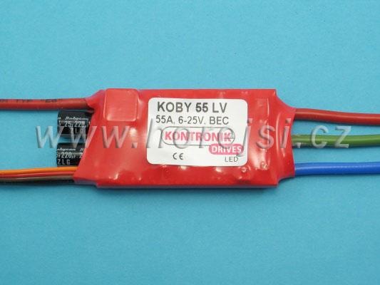 Kontronik KOBY 55 LV