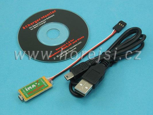 Propojka Imax USB