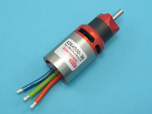 Kontronik KIRA 500-36/6,7
