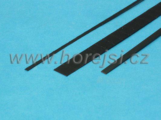 Uhlík. pásek CS9a (3x0,13x800)