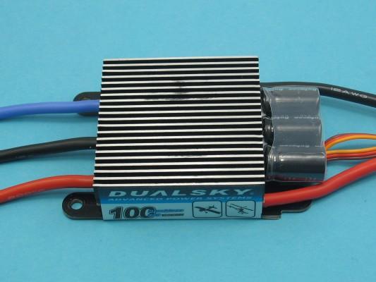 Reg. Xcontroller XC10036HV V2(100A)