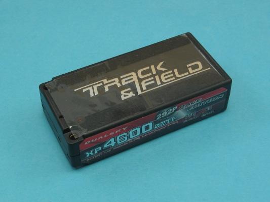 Akku LiPol Xpower 4600-2S2P TF-RE