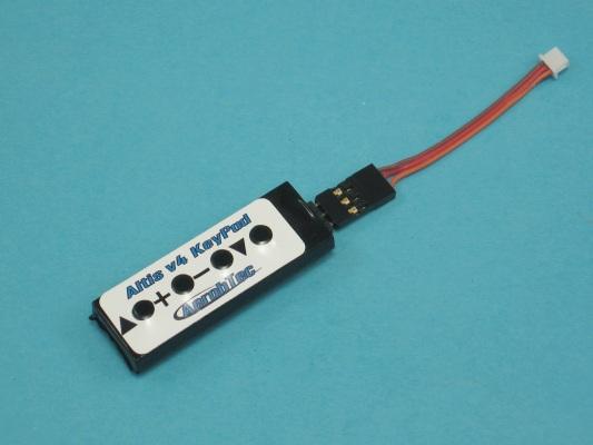 Výškoměr Altis V4 - KeyPad