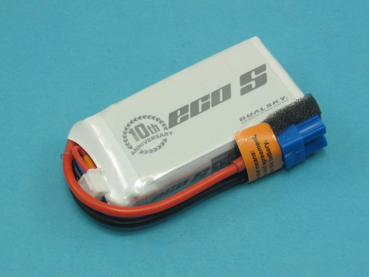 Akku LiPol XPower 1300-2S ECO 25C