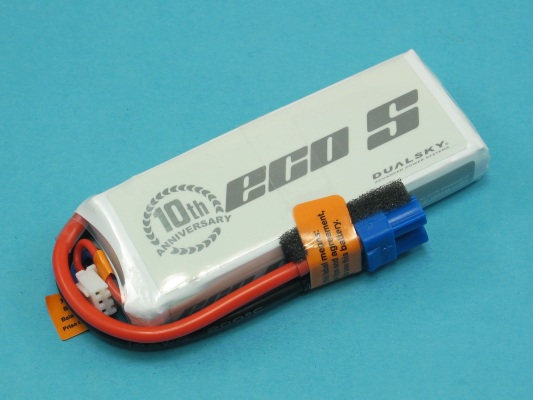 Akku LiPol XPower 1800-2S ECO 25C