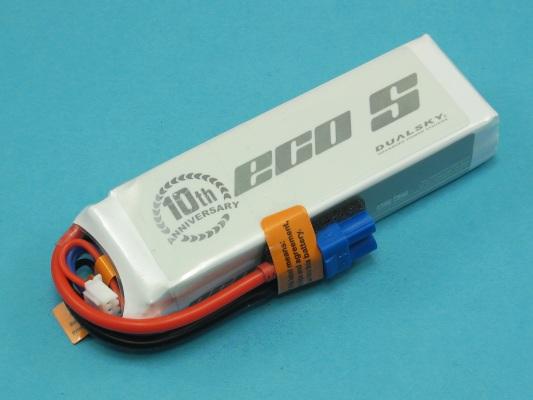 Akku LiPol XPower 2200-3S ECO 25C