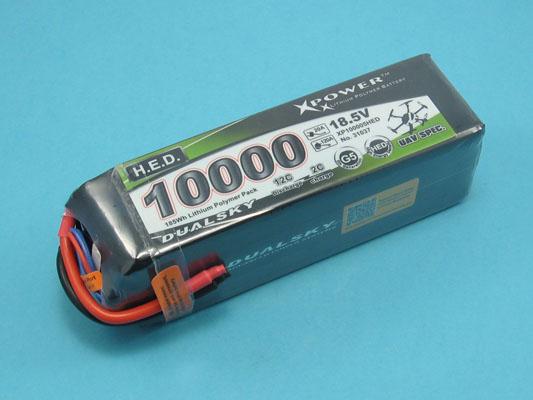 Akku LiPol Xpower 10000-5S HED