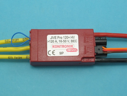 Kontronik JIVE PRO 120+ HV