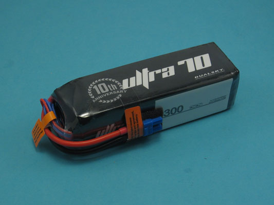 Akku LiPol XPower 3300-6S ULT 70C