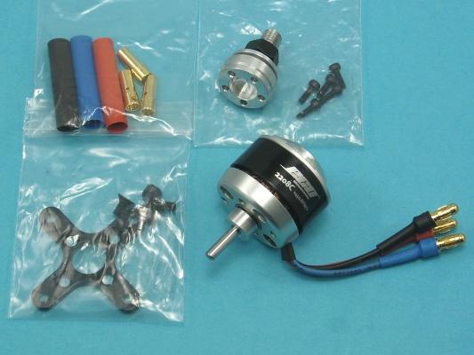 Motor Dualsky ECO 2208C-1450