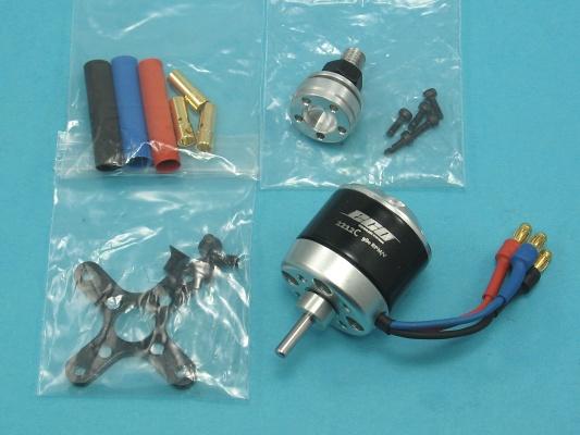 Motor Dualsky ECO 2212C-1480