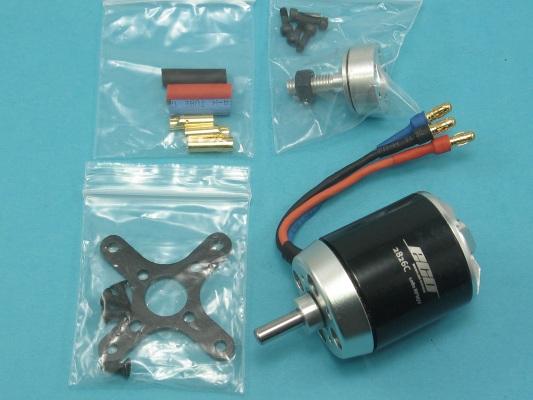 Motor Dualsky ECO 2826C-1080