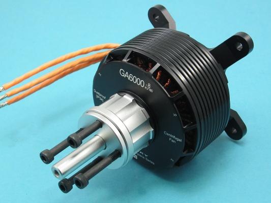 Motor Dualsky GA6000.8-180