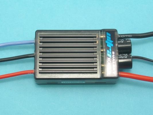 Regulátor Dualsky XC406ULT