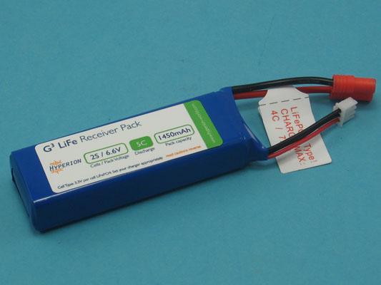 Akku LiFe 1450-2S pro Rx