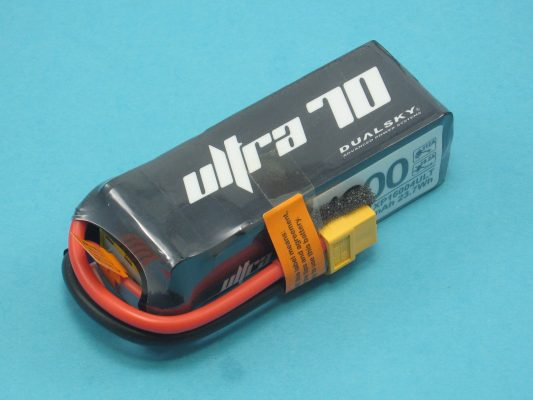 Akku LiPol XPower 1600-4S ULT 70C