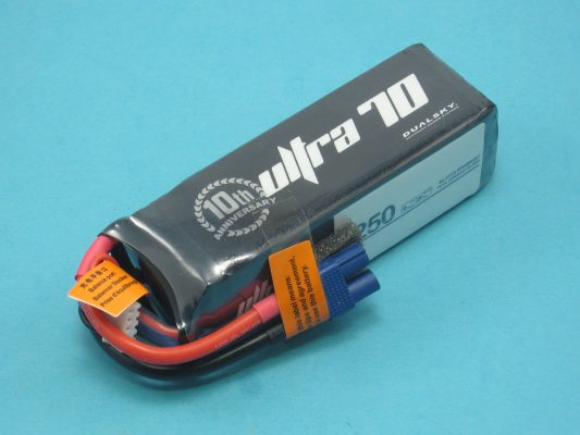 Akku LiPol XPower 2250-4S ULT 70C