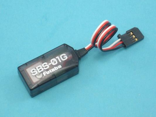 Sonda GPS Futaba SBS-01G