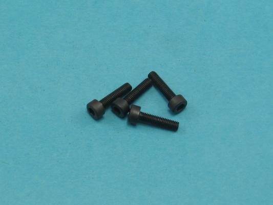 Šroub imbus M2,5x8 (4ks)