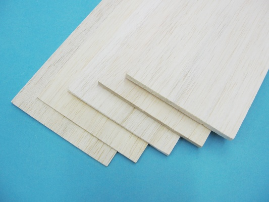 Balsa SPECIAL 7 mm do 130g/dm3