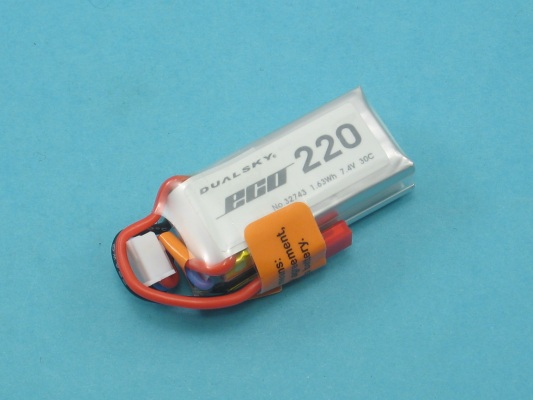 Akku LiPol Xpower 220-2S ECO 30C