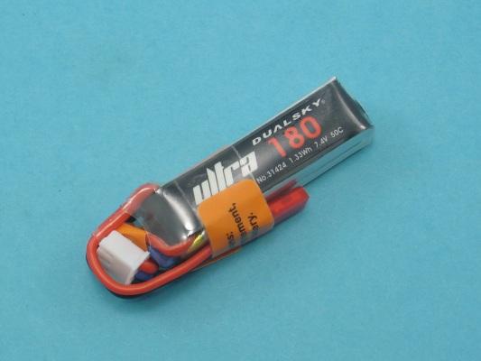 Akku LiPol XPower 180-2S ULT 50C