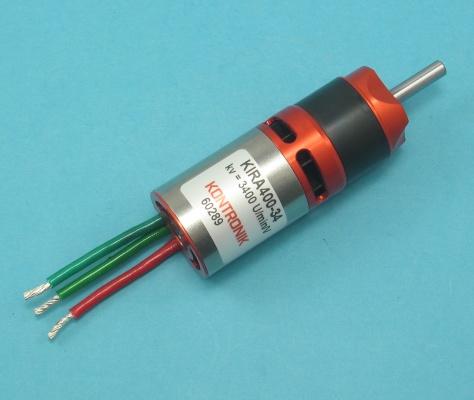 Kontronik KIRA 400-34/5,2