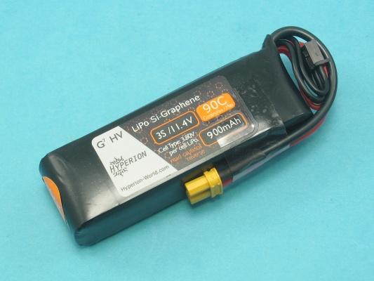 Akku LiPol G7 900-3S HV 90C