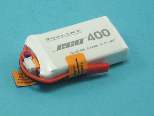 Akku LiPol Xpower 400-3S ECO 30C