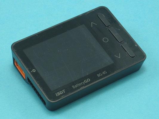 Analyzátor ISDT BG-8S