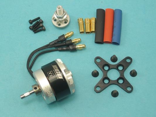 Dualsky ECO 2308C-1500 V2