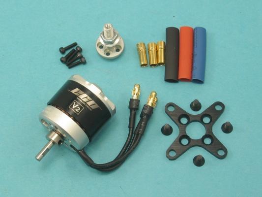 Dualsky ECO 2312C-1150 V2